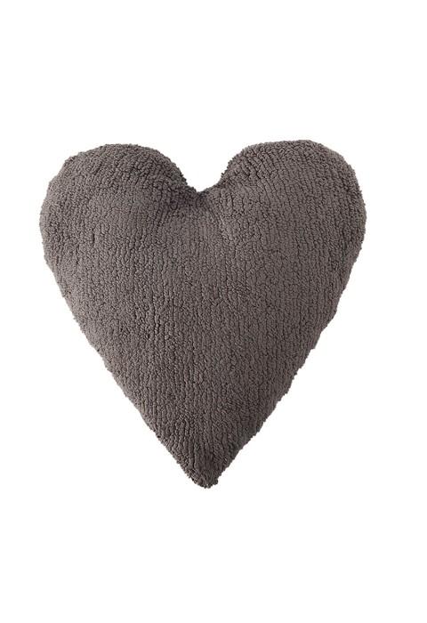 ΜΑΞΙΛΑΡΙ LORENA CANALS - Heart Dark Grey