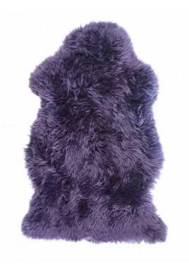 Sheepskin Dark Purple 5594