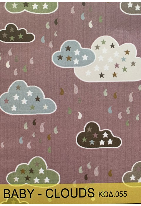 CARPET BABY CLOUDS 055