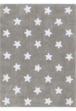 LORENA CANALS ΧΑΛΙ - Stars Grey-White