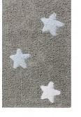 LORENA CANALS ΧΑΛΙ - Stars Tricolor Grey-Blue